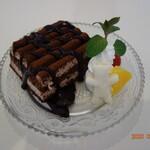 DainingRocco - チョコレートケーキ
