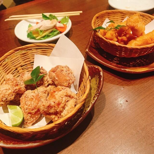 鶏料理専門店 とりかく 日本橋さくら通り店の料理の写真