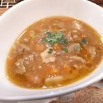 128288817 - ピエモンテ風スープ