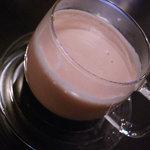 cafe croix - ストロベリークリーム