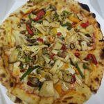 ボンジョルノ - 料理写真:群馬県産とれたてきのこのピッツァ(テイクアウト)