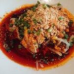 陳家私菜 - 料理写真:皇帝よだれ鶏