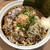 麺小屋 てち - 料理写真:みそら~めん(並:820円)+もりだくさん 肉好き(220円)+ しめのご飯みどり(80円)