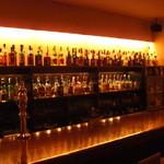 Bar milltown - 内観写真: