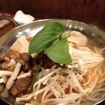 中華酒場 サモハン - 坦々鍋