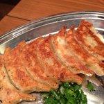中華酒場 サモハン - 焼きギョウザ