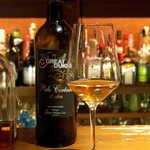 アルジャーノン シンフォニア - パロ・コルタド「グレートデューク」。樽熟成を感じる甘い香りなのに、味わいはさっぱりなのが特徴