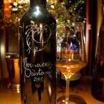アルジャーノン シンフォニア - ベルナッチャ・ディ・オリスターノ。イタリア産で、シェリーの製法を取り入れた「シェリーみたいなワイン」