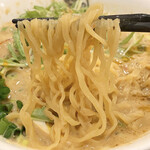 キブサチ - ・豆乳担々麺 950円