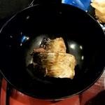 料理旅館 田事 - 料理旅館 田事@会津若松 朝食 にしんの山椒漬け