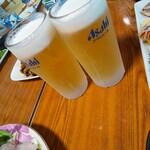 お食事処 きむら - 生ビール