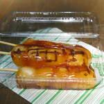 マルヤ - 料理写真:みたらし団子3本210円
