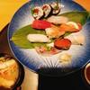 千羽寿し - 料理写真:にぎり藤(中)