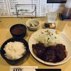 MOBU - 料理写真:味噌ヒレカツランチ(¥1100)