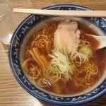 甚五郎らーめん甚八 - 麺とチャーシューが少ないミニサイズ(^^)