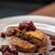 ビストロ レコルト - 料理写真:2020.3 フォアグラのソテー ガレット添え(1,200円)