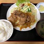 あいづ食堂 - 料理写真: