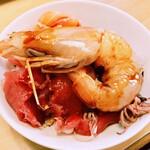 くろしを - 海鮮丼