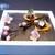 プレゼンテ スギ - 料理写真:鹿の血のペースト リンゴ カルダモン アーモンドの花