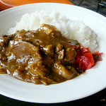 GRILL 88 - 「GRILL88カレー」 750円