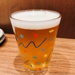 立飲みビールボーイ - 松江ビアへるん  ヴァイツェン    ハーフサイズ  480円