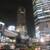 三漁洞 - その他写真:再開発の続く渋谷駅周辺、左下側の楕円が店の位置