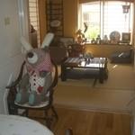 カフェ木かげ - 和室