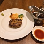 Shunkoutei - ハンバーグステーキ