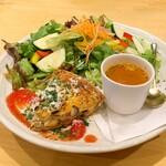 Ciccio tamaya - ショートランチ(1,500円 +税)の前菜3種
