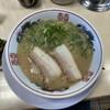 長浜ラーメン - 料理写真:豚骨ラーメン 500円(2020年3月)
