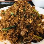 128331477 - 豚角煮炒飯(800円)