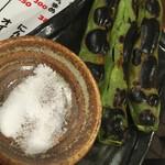 マンヨシ - * 焼きそらまめ 380円