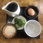 出石皿そば松福 -