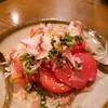 広島風お好み焼 青葉 - 料理写真:トマトのツナサラダ