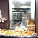 パン好房OHPADO - 厨房内が店内からご覧いただけます