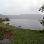 舟戸 - 余呉湖のすぐそば