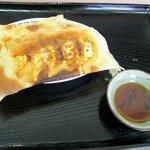 ラーメン酒場 海坊主 - 手作り餃子(5個:200円)