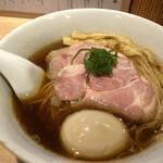 128340471 - 特製醤油らぁ麺 1000円
