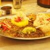 旧ヤム鐵道 - 料理写真:オールがけカレー ルゥ大