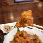 高田屋食堂 - 酢鶏