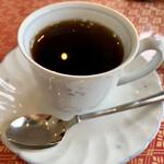 アジアン リゾート ダイニング カオ・チェー - タイの紅茶 濃い目で香りも良し