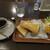 富士喫茶 - 料理写真:モーニングセット 500円 (2020.3)