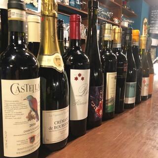ソムリエがワインをお選びします!