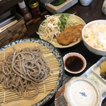 そば処 春木屋 - 料理写真: