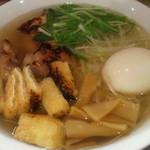 麺や 松辰 - 黄金鶏そば