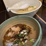 麺 風来堂 - つけ麺味噌あつもり