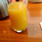 sazantawa-dainingu - オレンジジュース