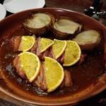 タベルナ カディス - 合鴨のオレンジソース