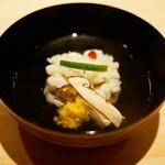 新ばし 星野 - ☆【新ばし 星野】さん…スペシャルな煮物椀(≧▽≦)/~♡☆