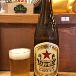 ちょい呑み まる大本舗 2nd - 瓶ビール